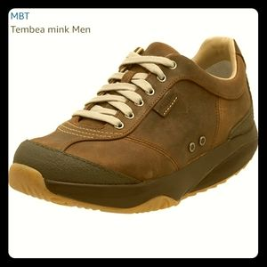 MBT rocker walking exercise shoes